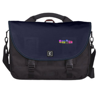 Isla's computer bag laptop commuter bag
