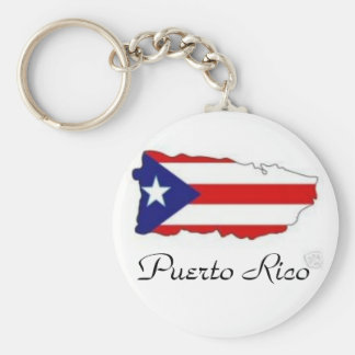 IslaSticker_tn, Puerto Rico Key Ring