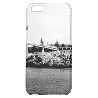 Isle Au Haut Lighthouse iPhone 5C Case