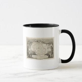 Isle De La Reunion Mug