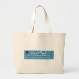 Isle of Bast Canvas Bag
