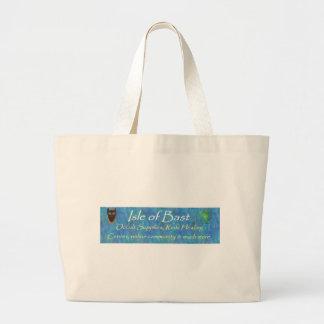 Isle of Bast Canvas Bags