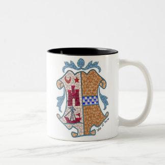 Isle of Bute Coat of Arms Mug