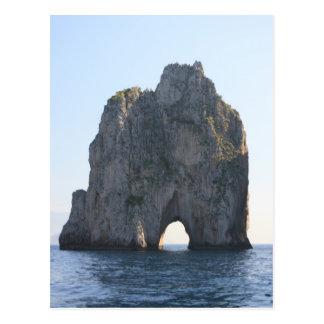 Isle of Capri Faraglioni Postcards