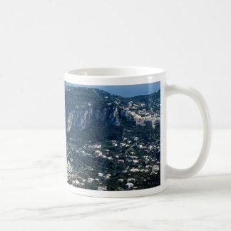 Isle of Capri, Italy Basic White Mug