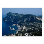 Isle of Capri, Italy Greeting Cards