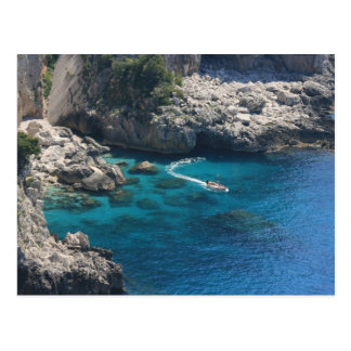 Isle of Capri Postcard