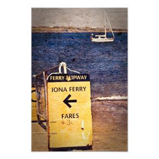 Isle of Iona Print Photo Print