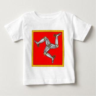 Isle of Man Baby T-Shirt