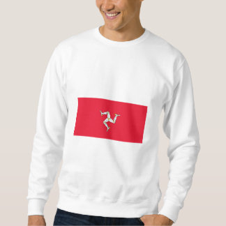 Isle Of Man FLAG International Sweatshirt