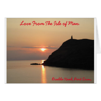 Isle of Man Postcard