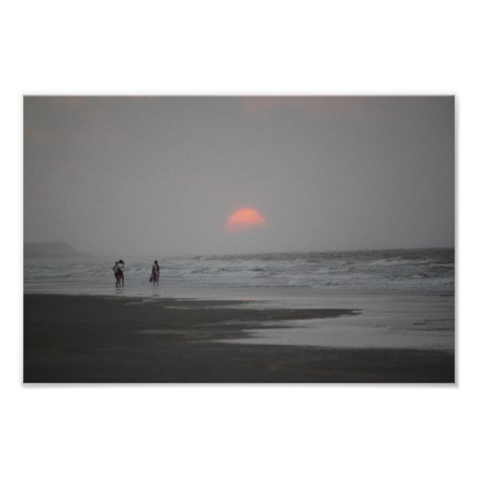 Isle of Palms Sunrise Poster