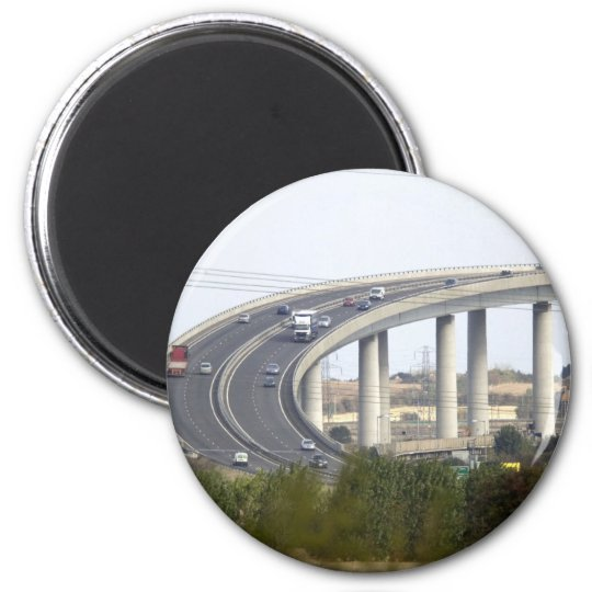 Isle of Sheppey 6 Cm Round Magnet