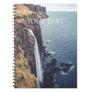 Isle of Skye - Mealt Falls | Spiral Notebook