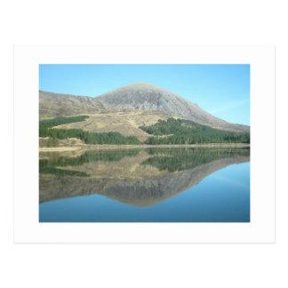 Isle of Skye Reflections Postcard