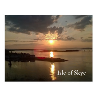 Isle of Skye, Scotland Postcard