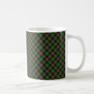 Isle of Skye Tartan Designed Print Coffee Mug