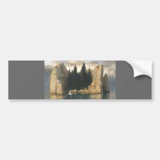 Isle of the Dead Bumper Sticker