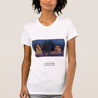 Isle Of The Dead By Böcklin Arnold T-shirts