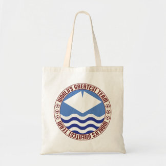 Isle of Wight Greatest Team Budget Tote Bag
