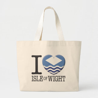 Isle Of Wight Large Tote Bag