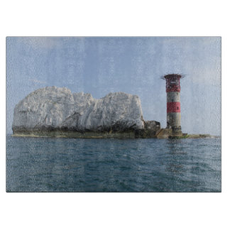 Isle of Wight - Needles Cutting Board