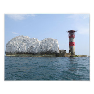 Isle of Wight - Needles Photo Print
