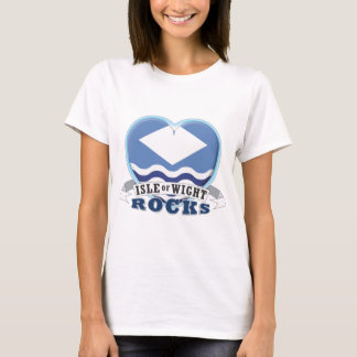 Isle of Wight Rocks T-Shirt