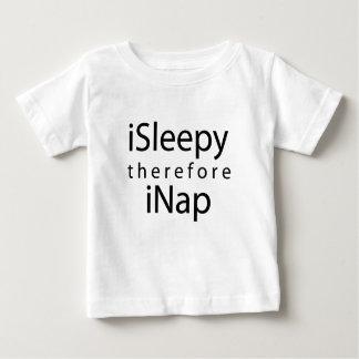 iSleepy-iNap infant tee