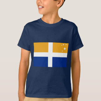 Isles of Scilly Flag T-Shirt