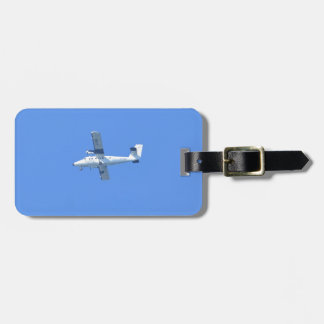 Isles Of Scilly Skybus Luggage Tag
