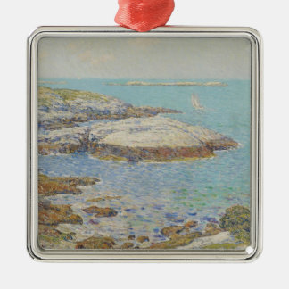 Isles of Shoals, 1899 (oil on canvas) Christmas Ornament