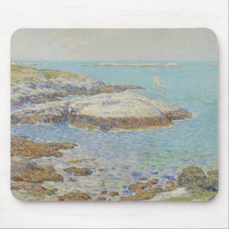 Isles of Shoals, 1899 (oil on canvas) Mouse Pad