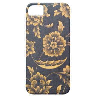 'Islimi' Gold and slate coloured phone cover