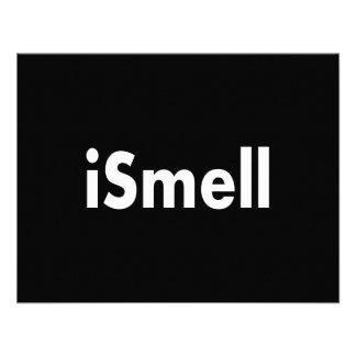 iSmell Custom Announcements