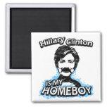 ismyhomeboy - Hillary Clinton Fridge Magnets