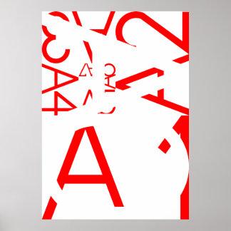 ISO A Series Print