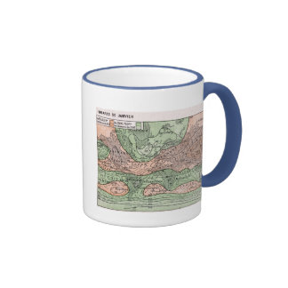 Isobars in Jan Coffee Mug