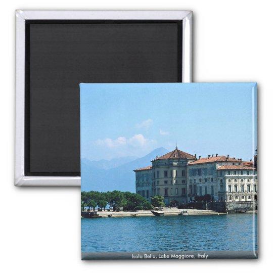 Isola Bella, Lake Maggiore, Italy Magnet