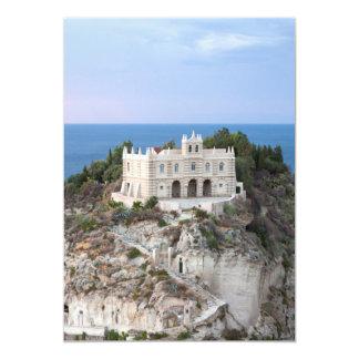 Isola Bella Tropea 13 Cm X 18 Cm Invitation Card