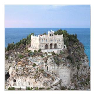 Isola Bella Tropea 13 Cm X 13 Cm Square Invitation Card