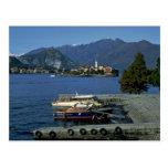 Isola Pescatori, Lake Maggiore, Italy Post Card