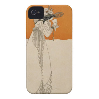 Isolde, illustration from 'The Studio', 1895 (lith Case-Mate iPhone 4 Case