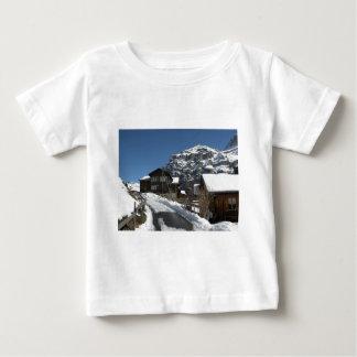 Isolfluh, village in the Jungfrau region Baby T-Shirt