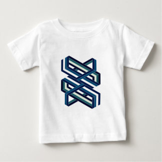 Isometric Shape Baby T-Shirt
