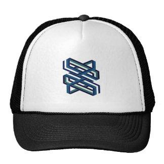 Isometric Shape Cap
