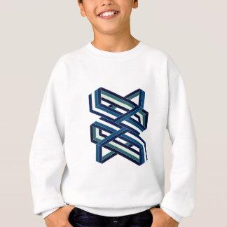 Isometric Shape Sweatshirt