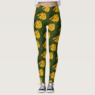iSquashiT Bananas Leggings