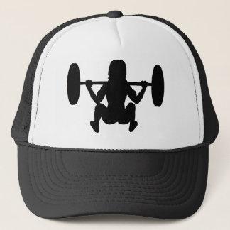 iSquat ladies workout wear Trucker Hat
