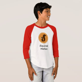 iSquirrel Nation T-Shirt! T-Shirt